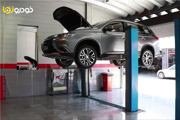 گزارش و بررسی خودرونما از جکهای بالابر خودرو  و تجهیزات تعمیرگاهی شرکت رادمن