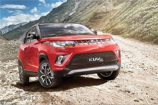 با خودرو کراس اوور کوچک ماهیندرا  KUV۱۰۰ NXT، از گزینه های احتمالی صنایع تولیدی عظیم خودرو برای تولید در ایران آشنا شوید!