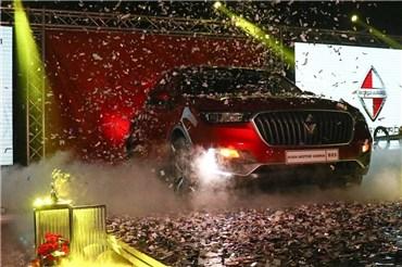 اختصاصی خودرونما - مراسم رونمایی از اولین محصولات بورگوارد در ایران