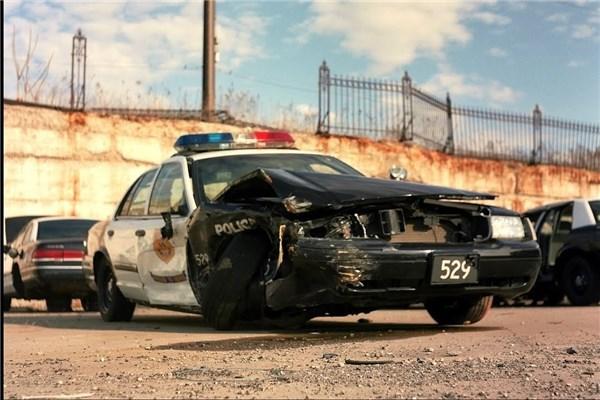 صحنه های تصادف خودروهای پلیس در کشورهای مختلف دنیا