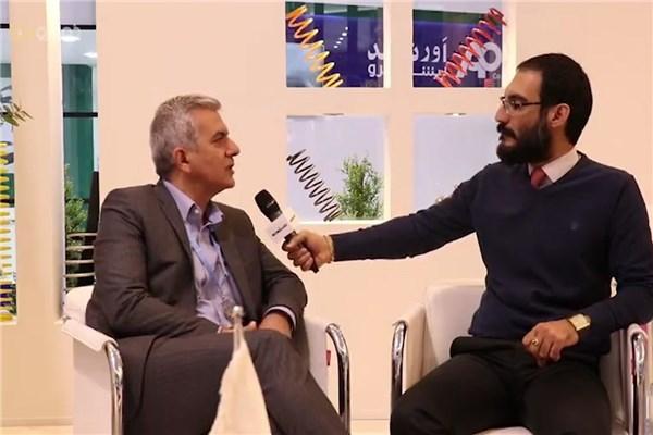 اختصاصی خودرونما - مصاحبه با جعفری مدیریت عامل شرکت فنرلول
