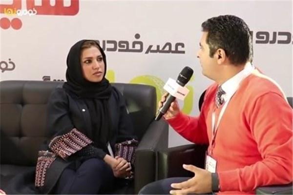 اختصاصی خودرونما - مصاحبه با نوریان ، مدیر بازاریابی ماموت خودرو در حاشیه نمایشگاه خودرو تهران