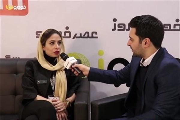 اختصاصی خودرونما - مصاحبه با صدیقی رئیس بازاریابی برند ds در حاشیه نمایشگاه خودرو تهران