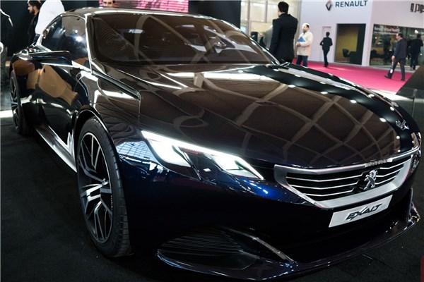 اختصاصی خودرونما - نگاهی به غرفه پژو در نمایشگاه خودرو تهران
