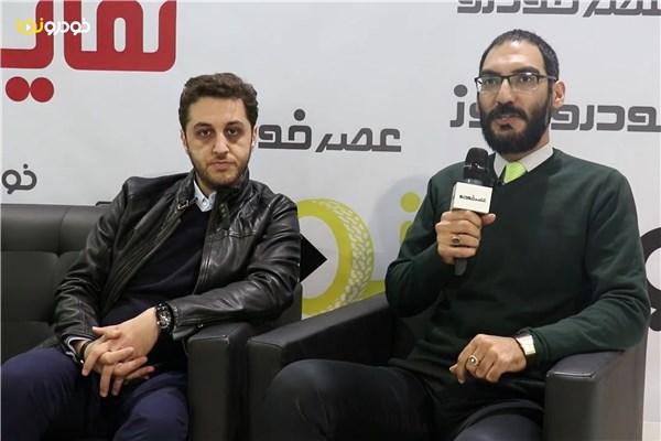 اختصاصی خودرونما- مصاحبه با جوادپورغفار مدیرعامل اسنا یدک در حاشیه نمایشگاه خودروی تهران