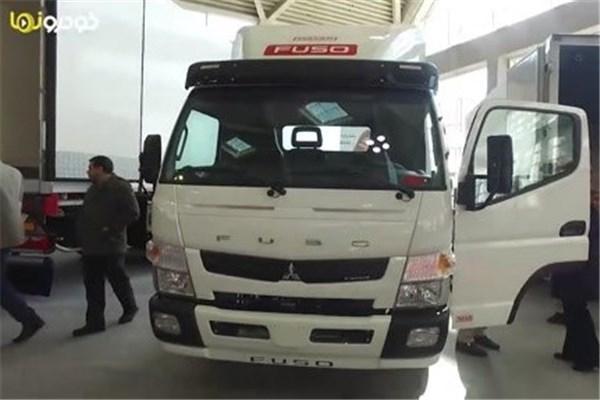 اختصاصی خودرونما - نگاهی به غرفه مایان در نمایشگاه خودرو تهران