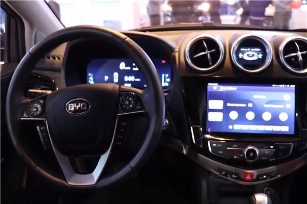 اختصاص خودرونما ؛ با شاسی بلند جدید BYD در ایران آشنا شوید ؛ ملاقات با S۷ در هشتمین نمایشگاه خودرو کرمان