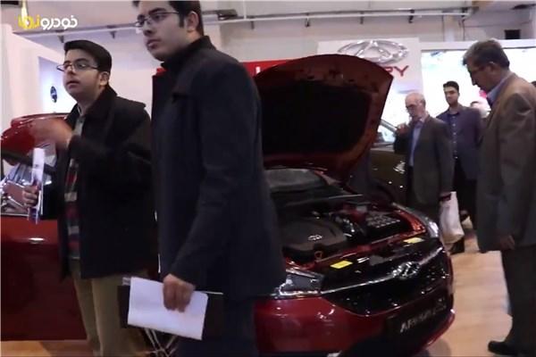 اختصاصی خودرونما؛ بازدید از غرفه شرکت مدیران خودرو در هشتمین نمایشگاه خودرو کرمان