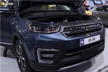 اختصاصی خودرونما؛ بازدید از غرفه محصولات خودروسازی سایپا در هشتمین نمایشگاه خودروی کرمان