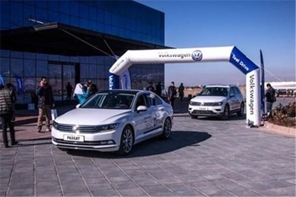 اختصاصی خودرونما - آزمایش فنی تیگوآن و پاسات برای اولین بار در ایران