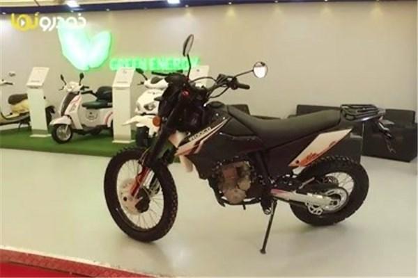 اختصاصی خودرونما - نمایشگاه ایران رایدکس: نگاهی به ایران دوچرخ - گروه بهمن