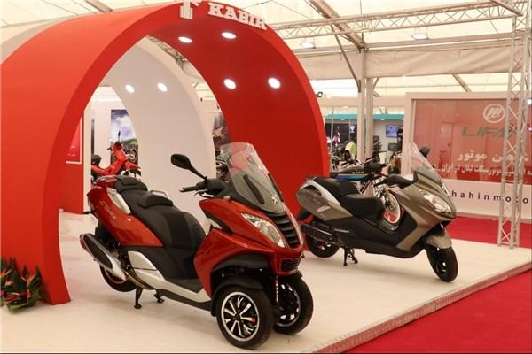 اختصاصی خودرونما - نمایشگاه ایران رایدکس: نگاهی به غرفه گروه صنعتی کبیر