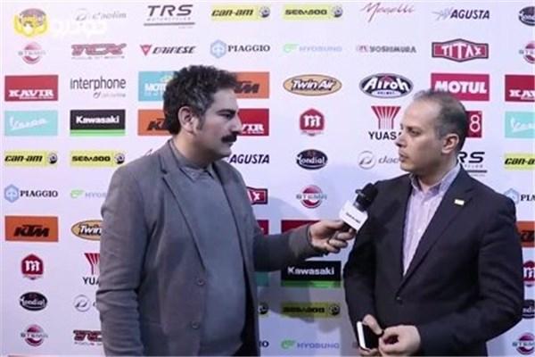 اختصاصی خودرونما؛ مصاحبه با مدیریت مجموعه کویرموتور در حاشیه چهارمین دوره نمایشگاه بین المللی ایران رایدکس