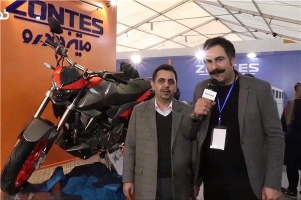 اختصاصی خودرونما؛ مصاحبه با علی عرب مدیر بازرگانی متین خودرو در حاشیه نمایشگاه ایران رایدکس