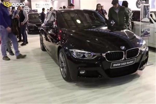 اختصاصی خودرونما - نمایشگاه خودرو اصفهان : نگاهی به غرفه شرکت پرشیا خودرو