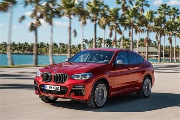 نوآوری های طراحی در ۲۰۱۸ BMW X۴