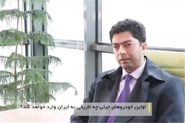 اختصاصی خودرونما - بررسی آخرین وضعیت حضور محصولات جیلی در ایران در مصاحبه با مدیرعامل آرین خودرو پارس