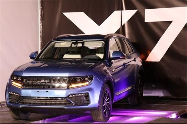 اختصاصی خودرونما - رونمایی از محصولات برند دامای توسط یاران خودرو در ایران