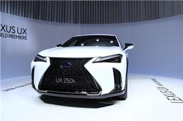اختصاصی خودرونما - موتور شو ژنو۲۰۱۸ : نگاهی به غرفه لکسوس