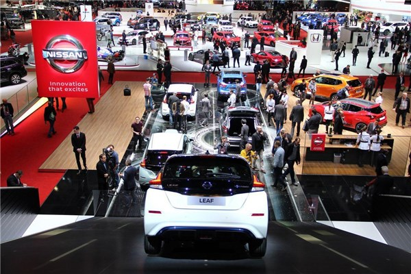 اختصاصی خودرونما - موتور شو ژنو۲۰۱۸ : نگاهی به غرفه نیسان