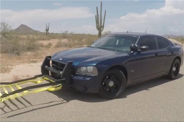 هشت راه پلیس برای توقف خودروهای پرخطر