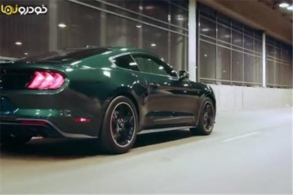 ویدیوی بسیار زیبا از فورد موستانگ Bullitt  مدل ۲۰۱۹؛ بهترین موستانگ