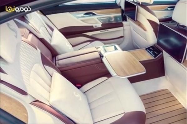 نگاهی به خودرو  BMW ۷۶۰Li Swan ؛ شاهکار همکاری آلمانی ها و کمپانی بزرگ کشتی سازی فلاندی Nautor's Swan
