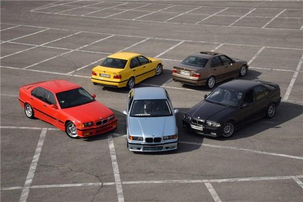 اختصاصی خودرونما: ملاقات نزدیک با ۵ ب ام و کلاسیک و جذاب؛ این گروه باحال