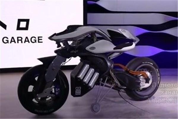 یاماها Motoroid SKAY Heat؛ کانسپت موتورهای خودران آینده