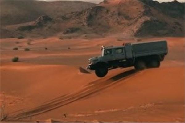 اربابان بیابان؛ ارتش خودروهای آفرود سبک ، سنگین و نیمه سنگین مرسدس بنز