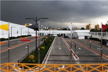 افتتاحیه پیست تست درایو محصولات نگین خودرو و ایرتویا در تهران