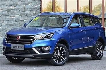 «هن تنگ X۵» محصول جدید عظیم خودرو را ببینید