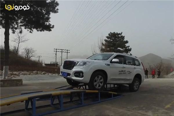 ملاقات با رقیب چینی تویوتا لندکروزر؛ مهمان آینده ایران