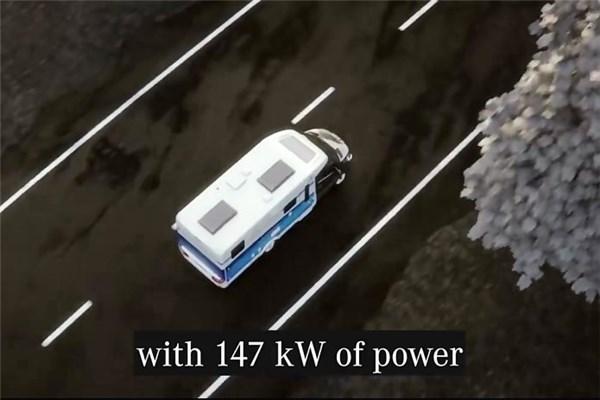 با ون های e-Drive و سوخت پاک مرسدس بنز آشنا شوید