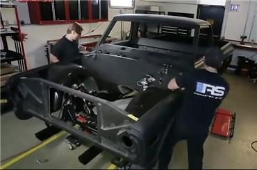 مراحل دیدنی بازسازی وانت کلاسیک Chevy C۱۰ مدل ۱۹۶۹