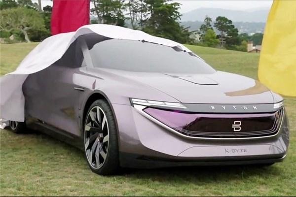 نخستین حضور یک خودرو چینی مدرن در گردهمایی معتبر پبل بیچ