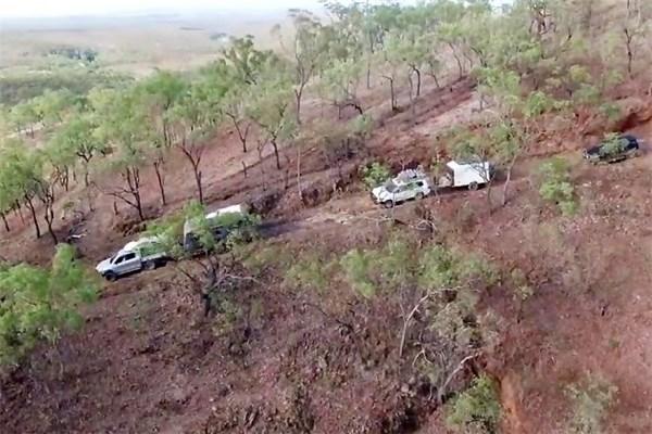 آفرود و ماجراجویی با تویوتا هایلوکس در استرالیا