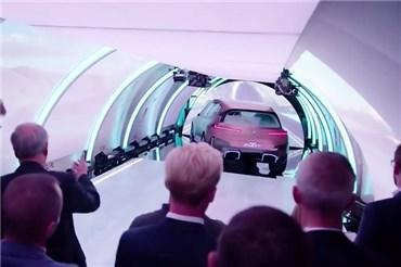 رونمایی کانسپت BMW iNEX