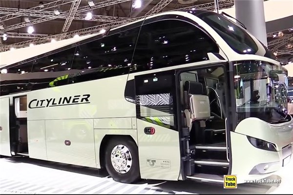 نمایشگاه IAA ۲۰۱۸(چهار) : اتوبوس لوکس جدید نئوپلن را ببینید