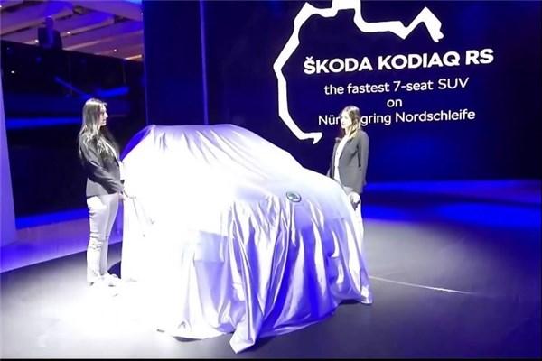 نمایشگاه خودرو پاریس (۵): اشکودا از دو مدل جدید رونمایی کرد