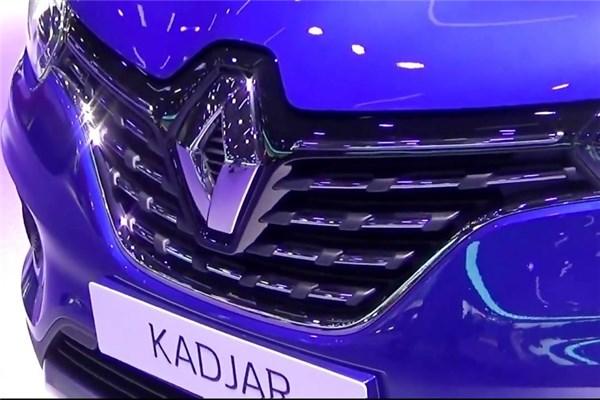 نمایشگاه خودرو پاریس (۱۰): نمای داخل و خارجی رنو کاجار جدید