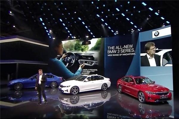 نمایشگاه خودرو پاریس (۱۱): نسل هفتم ب ام و سری ۳ رونمایی شد