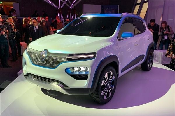 نمایشگاه خودرو پاریس (۱۴): خودرو الکتریکی اقتصادی رنو را بشناسید