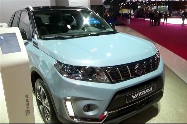 نمایشگاه خودرو پاریس (۱۸): نگاهی به ۲۰۱۹ Suzuki Vitara