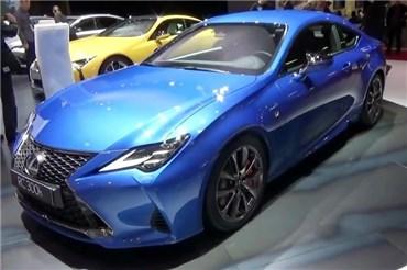 نمایشگاه خودرو پاریس (۲۰): تلاش لکسوس برای بازگشت به رقابت کوپه ها