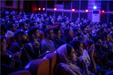 هیجان پخش زنده فرمول یک در سینما با گزارش فارسی