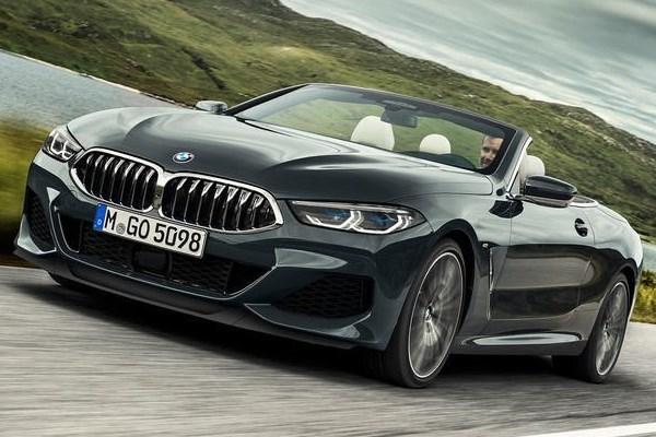 با نسخه کانورتیبل BMW سری ۸ آشنا شوید