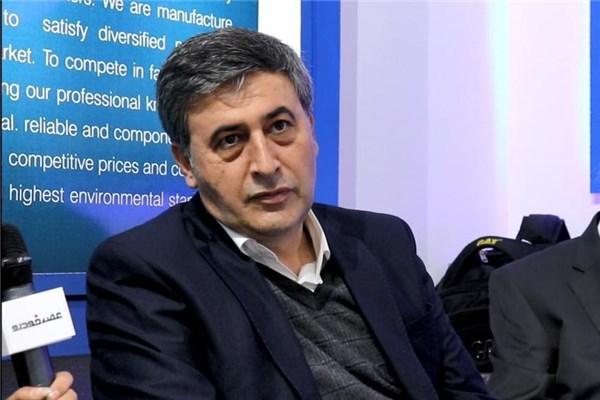 مصاحبه با پایدار مدیرعامل شرکت آذراتصال در نمایشگاه قطعات خودرو ۹۷