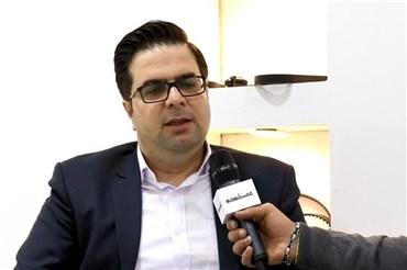 گفتگو با مهندس عباسی راد، یکی از مدیران صنعت قطعه سازی در نمایشگاه قطعات خودرو ۹۷