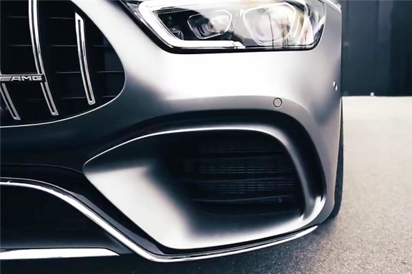 بررسی کامل ۲۰۱۹ Mercedes AMG GT ۴-Door ۶۳S